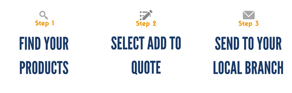 Quotes available in 4 working hours