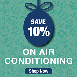 Save 10% on Air Conditioning