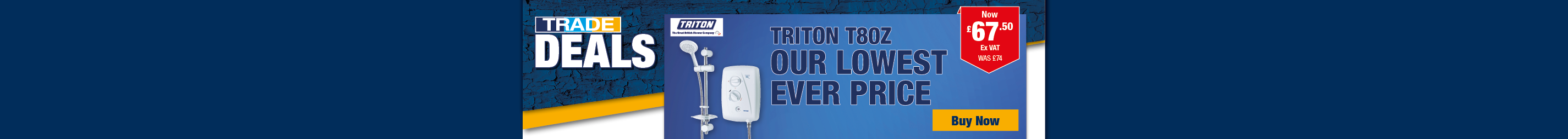 Triton T80z Lowest Price Ever