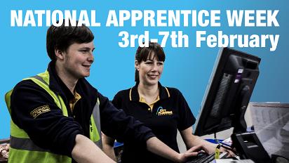 Apprentice Week 2020: Meet Rory