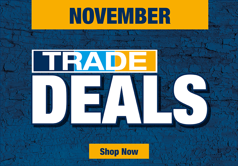 November Trade Deals Now On
