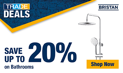 Save up to 20% on Bathrooms