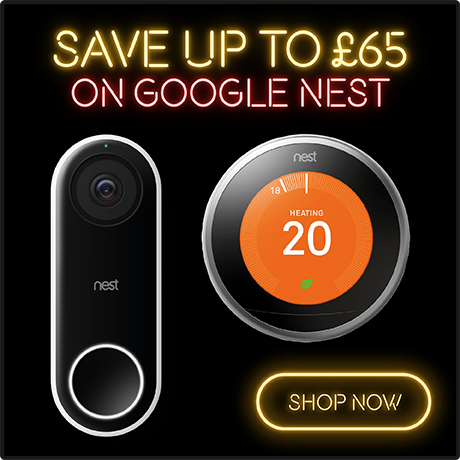 Save up to £65 on Google Nest