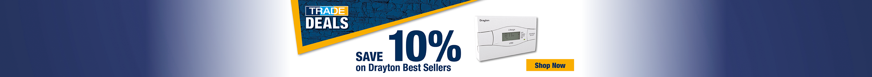 Save 10% on Drayton Best Sellers