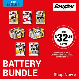 Energizer Battery Bundle
