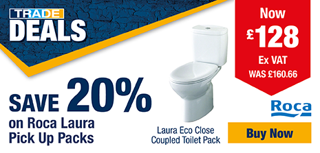 Save 20% on Roca Laura Pick Up Packs