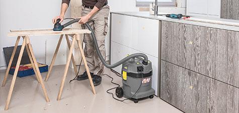 Karcher Professional Wet & Dry Vacuums