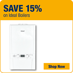 Save up- to 15% on Ideal Boilers