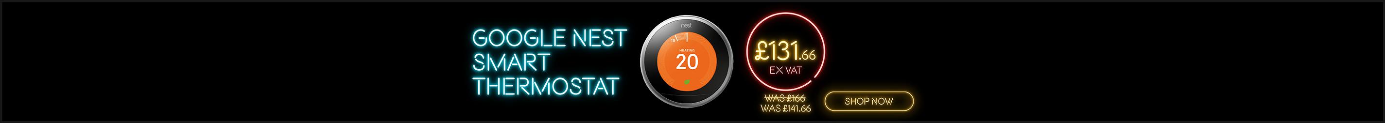 Save on Google Nest Thermostat