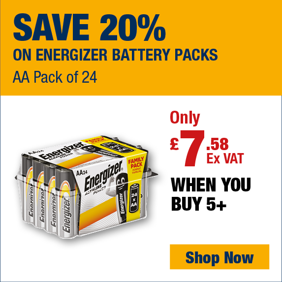 Buy More, Save More on Electrical Essentials
