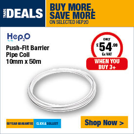 Buy More, Save More on Selected Hep2O