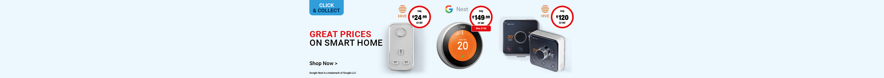 Great Prices on Smart Home