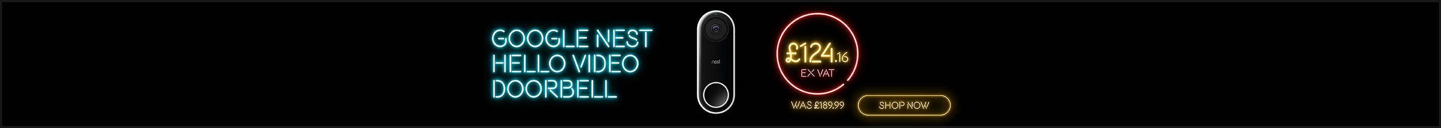 Save on Google Nest Doorbell
