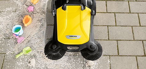 Karcher Retail Sweepers