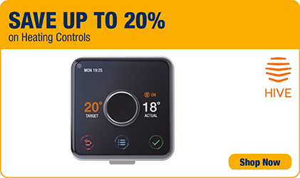 Save Up To 15% on Heating Controls