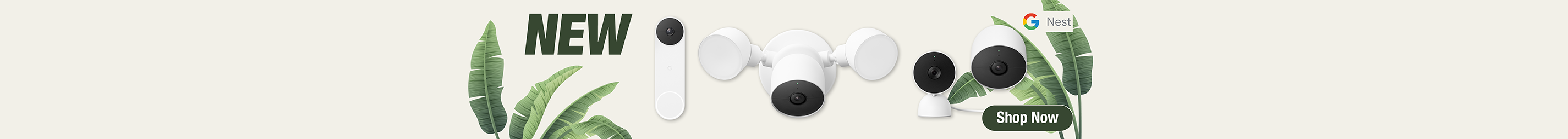 Shop New Google Nest