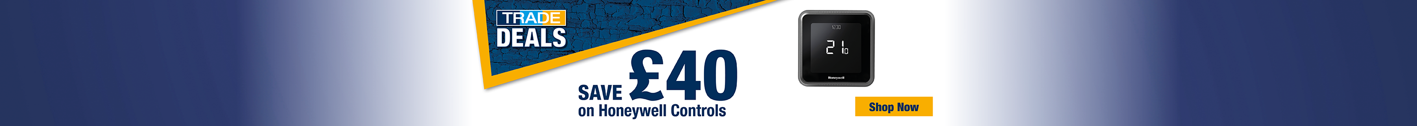 Save £40 on Heating Controls