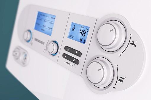 Boiler Digital Display