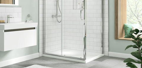 iflo Shower Enclosures & Trays