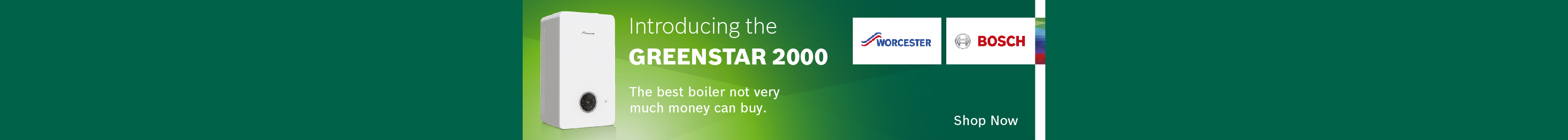 Greenstar 2000 Now Available