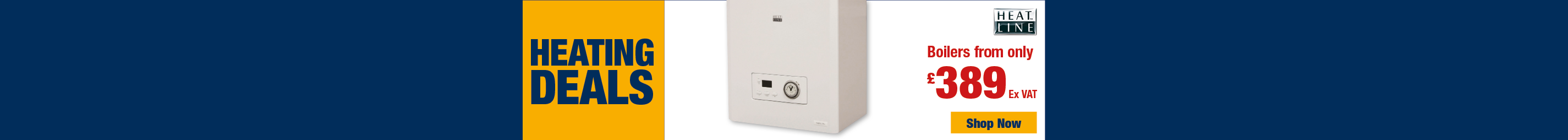 Brilliant Boiler & Heating Deals