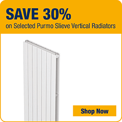 Save 30% on Radiators
