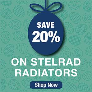 Save 20% on Stelrad Radiators