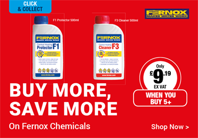 Buy More, Save More on Fernox Chemicals