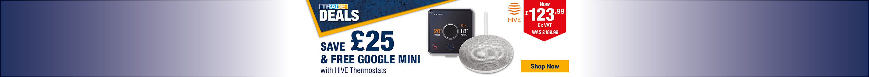 Great Deal on Hive Thermostats