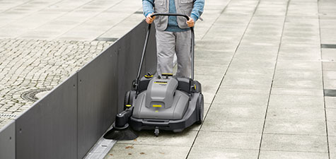 Karcher Professional Sweepers