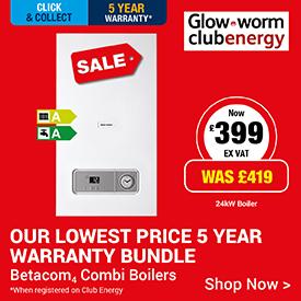 Glowworm Betacom4 Boilers