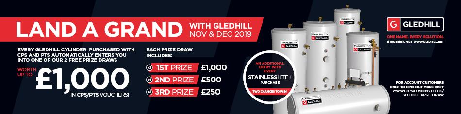 Gledhill Prize Draw