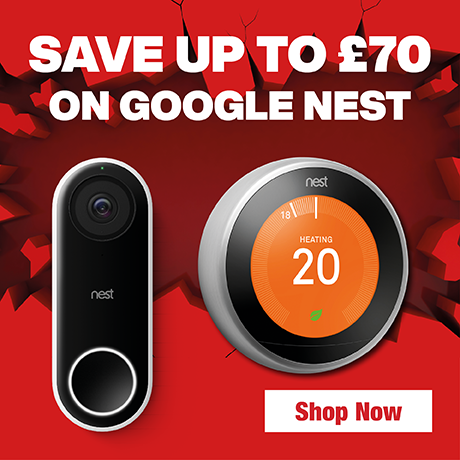 Save up to £70 on Google Nest
