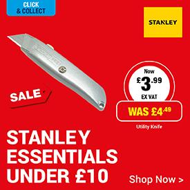Stanley Essentials for Under £10
