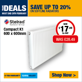 Save up to 20% on Softline Radiators