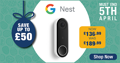Save up to £50 on Google Nest