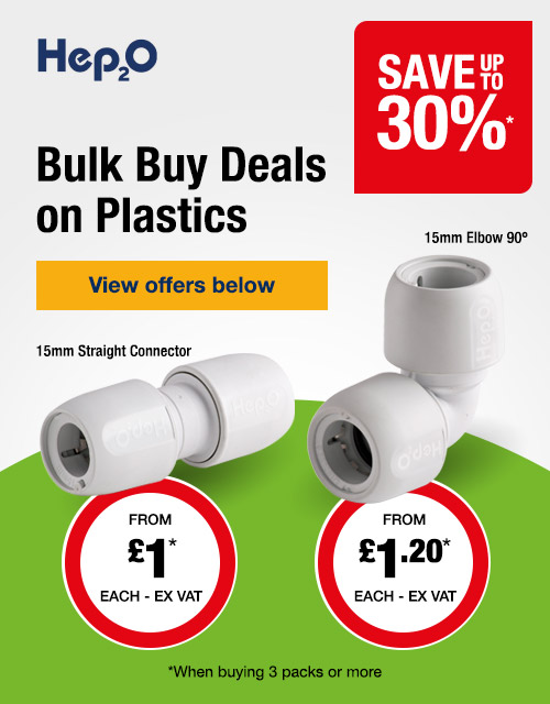 Great deals on plastics