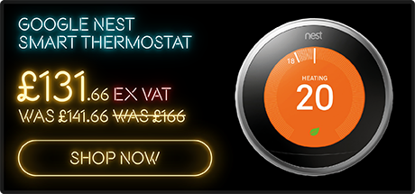 Google Nest Smart Thermostat now only £131.66
