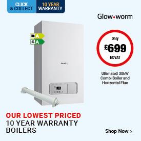 Lowest Price 10 Year Warranty Boilers