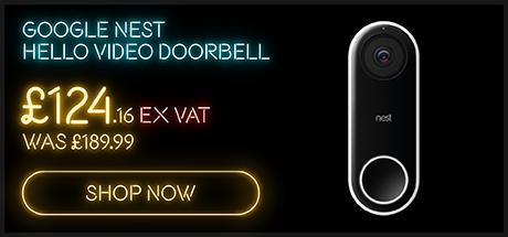 Google Nest Hello Doorbell only £124.16